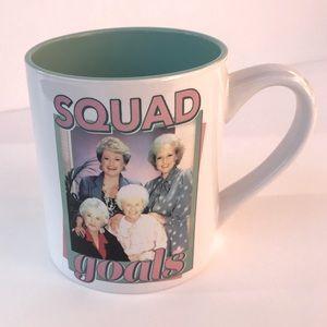 The Golden Girls New 14 0z Ceramic Mug Squad Goals